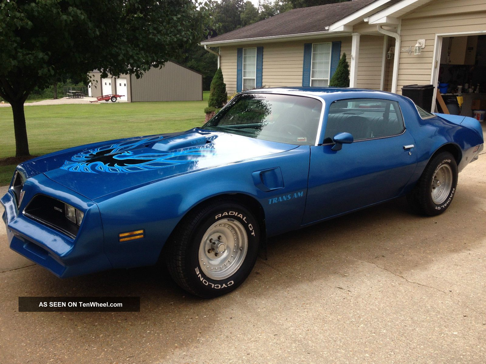 1978 pontiac trans am. Black Bedroom Furniture Sets. Home Design Ideas