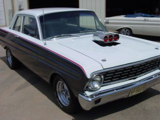 1964 Falcon Restomod Protouring Supercharged Very Driveable photo
