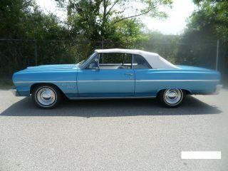 1964 Chevelle Malibu Convertible V8 Auto A / C Ps Pt Driver / Cruiser Summer Funtime photo