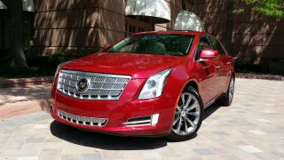 2013 Cadillac Xts Luxury Sedan 4 - Door 3.  6l photo