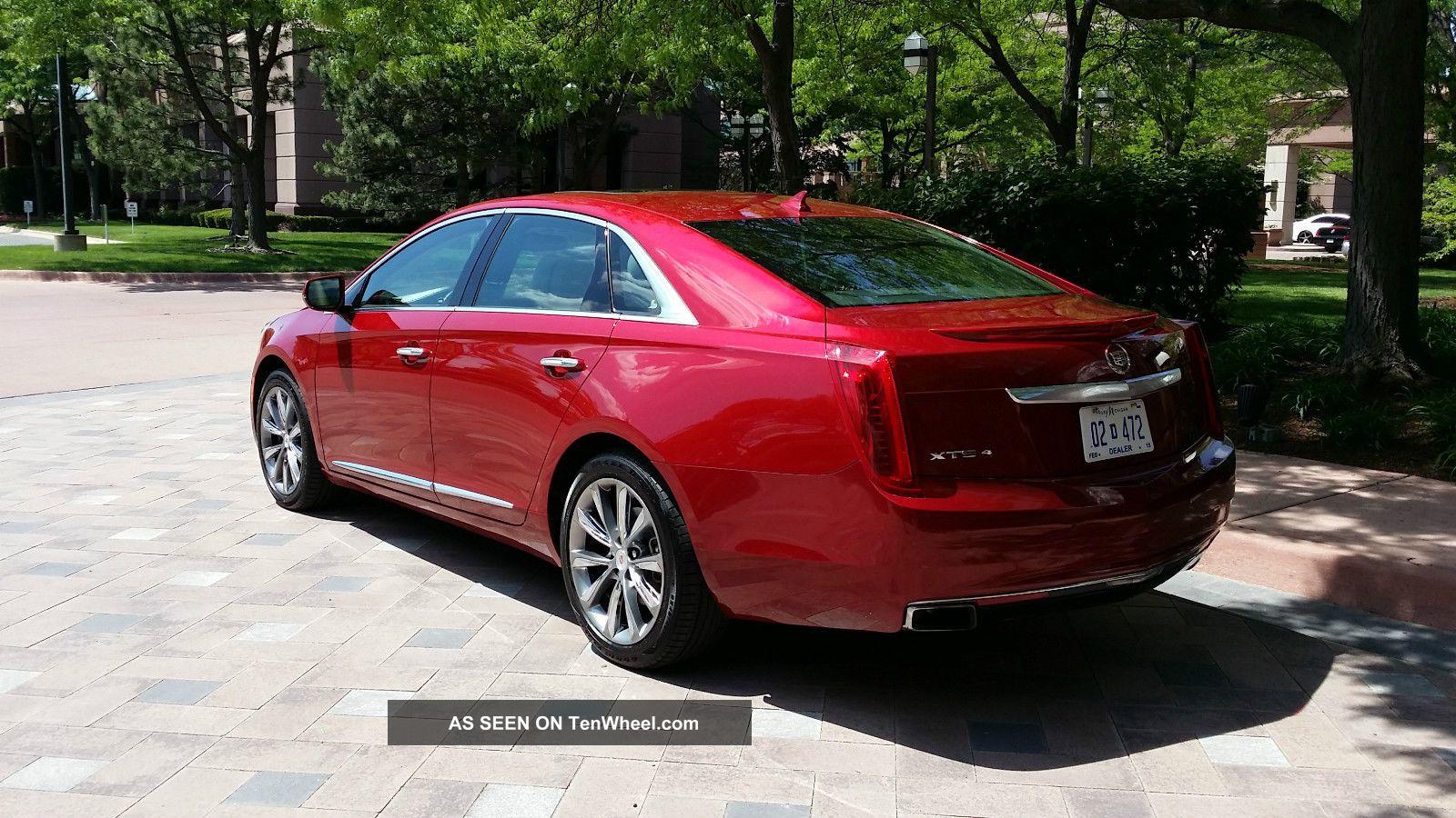 2013 Cadillac Xts Luxury Sedan 4 Door 3 6l