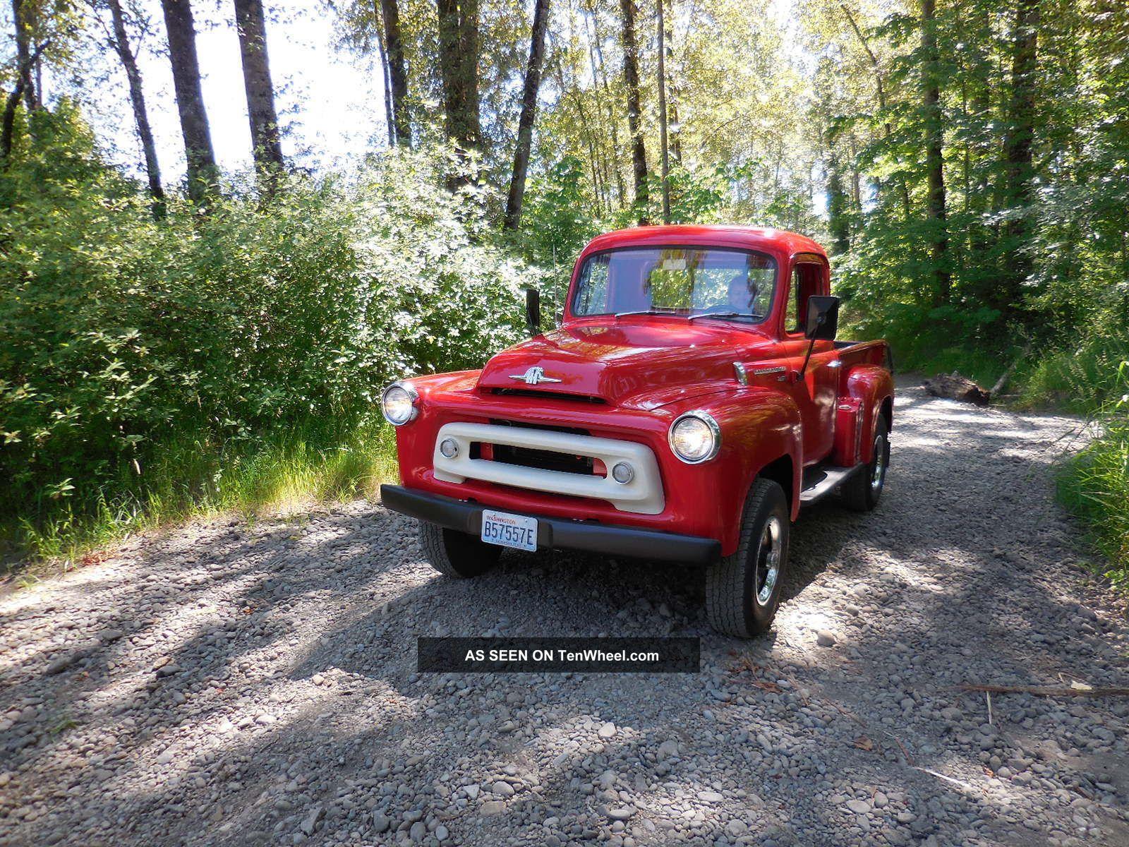 1956 Ih Pickup