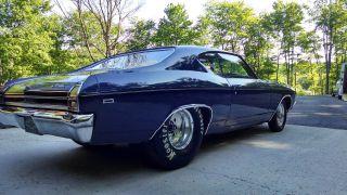 1969 Chevrolet Chevelle - Drag Race Car photo