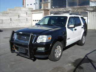 2008 Ford Explorer Xlt Sport Utility 4 - Door 4.  6l photo