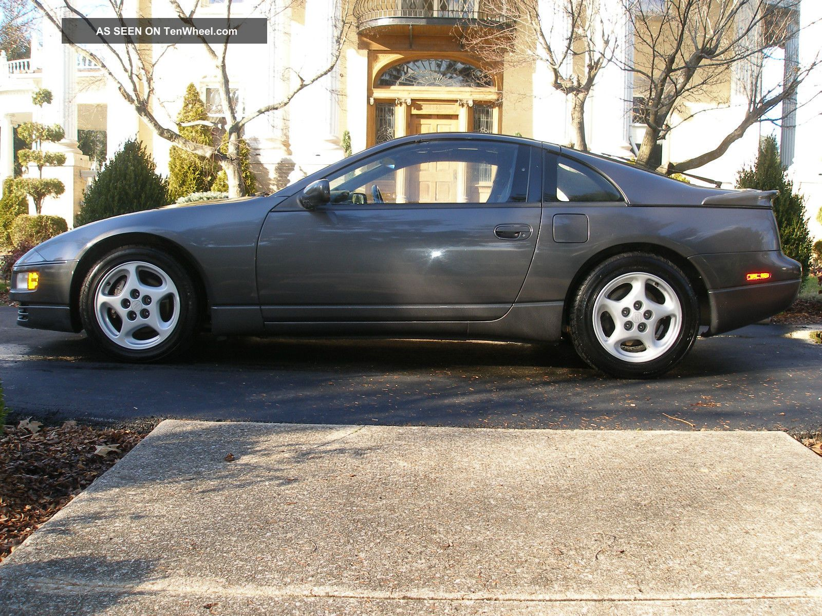 1991 nissan 300zx twin turbo all never modified. Black Bedroom Furniture Sets. Home Design Ideas