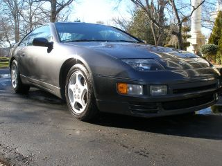 1991 Nissan 300zx Twin Turbo - All Never Modified photo