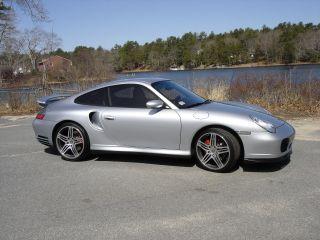 2001 Porsche 911 Turbo photo