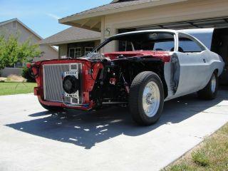 1974 Dodge Challenger 416ci Resto Mod Classic Muscle Car 70 71 72 73 74 Race photo