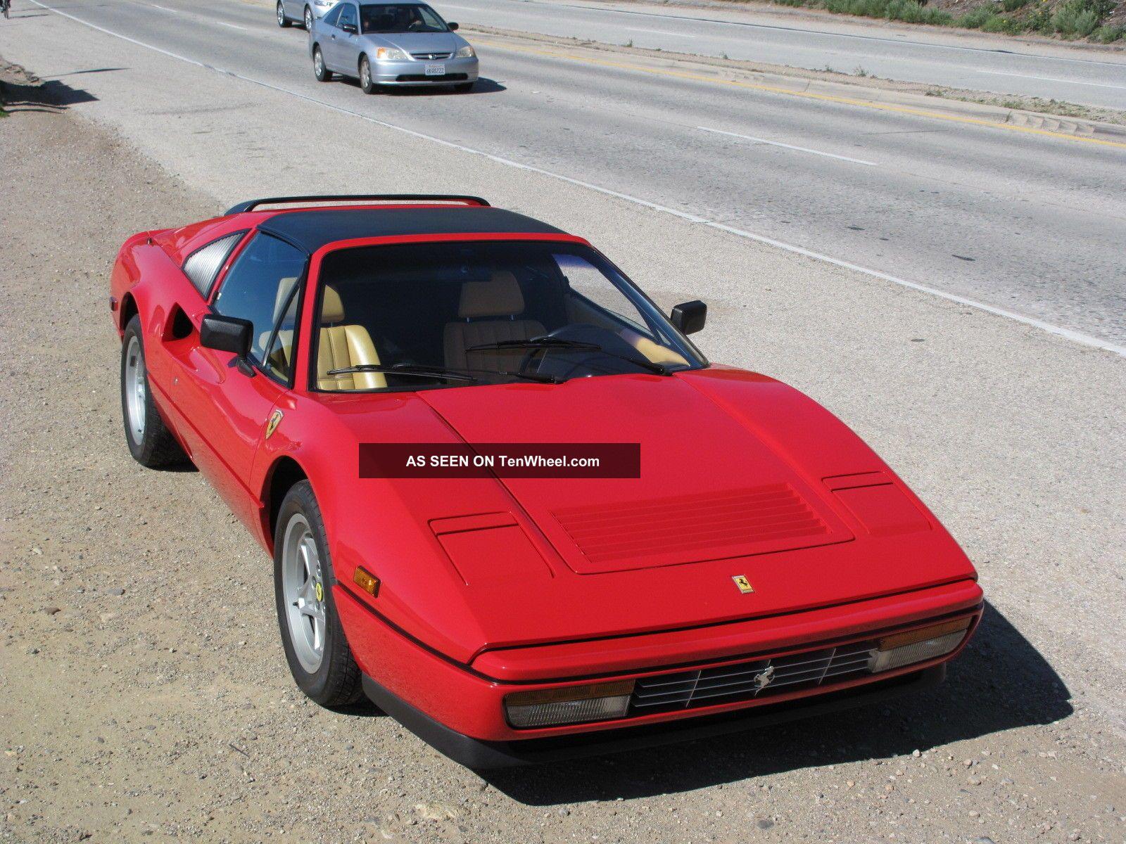 1986 Ferrari 328 Gts 328 photo