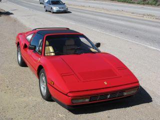 1986 Ferrari 328 Gts photo