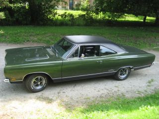 1969 Gtx Survivor photo