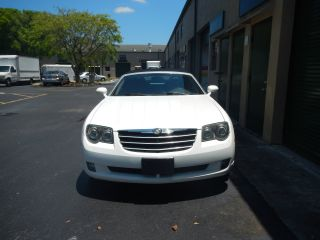 2005 Chrysler Crossfire Limited Convertible 2 - Door 3.  2l photo