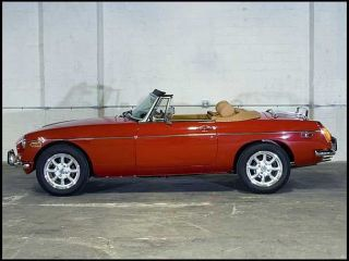 1974 Mgb 5 Speed Absolutely.  Literally Better Than photo