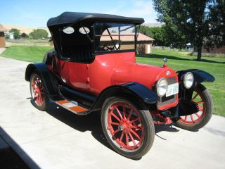 1915 Buick Roadster,  Antique For Museum,  Touring Or Collection. photo