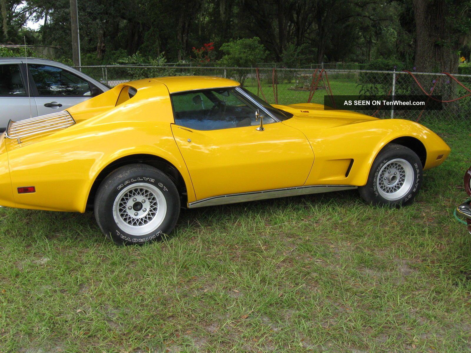 1976 chevrolet corvette stingray coupe 2 door 5 7l corvette photo. Cars Review. Best American Auto & Cars Review