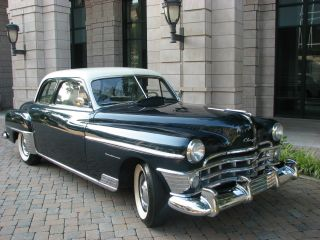 1950 Chrysler Yorker Special Club Coupe - photo