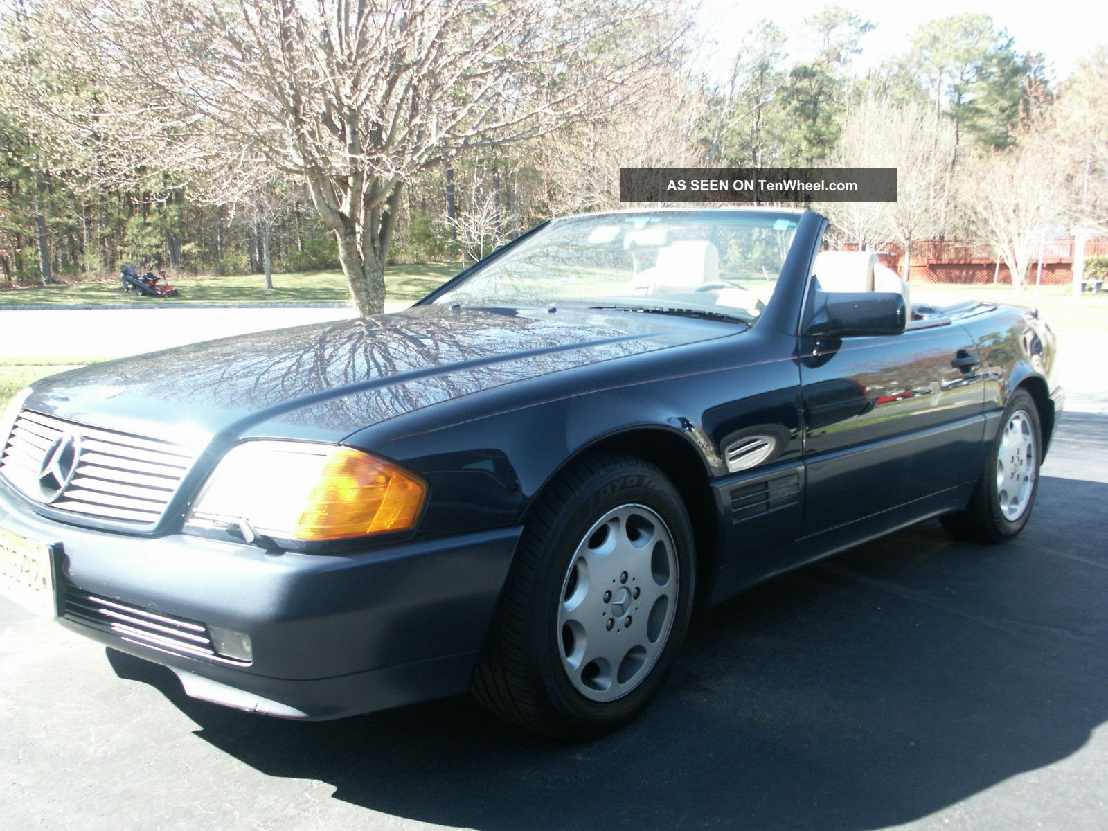 1994 Mercedes Sl 320 SL-Class photo