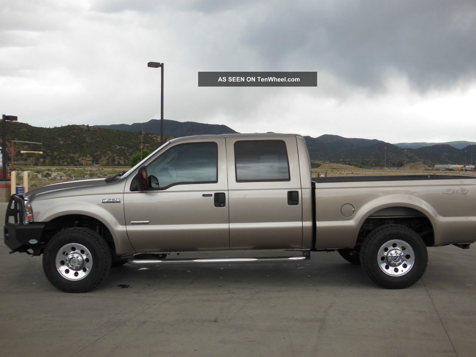 2005 ford f250 duty xlt crew cab short bed. Black Bedroom Furniture Sets. Home Design Ideas