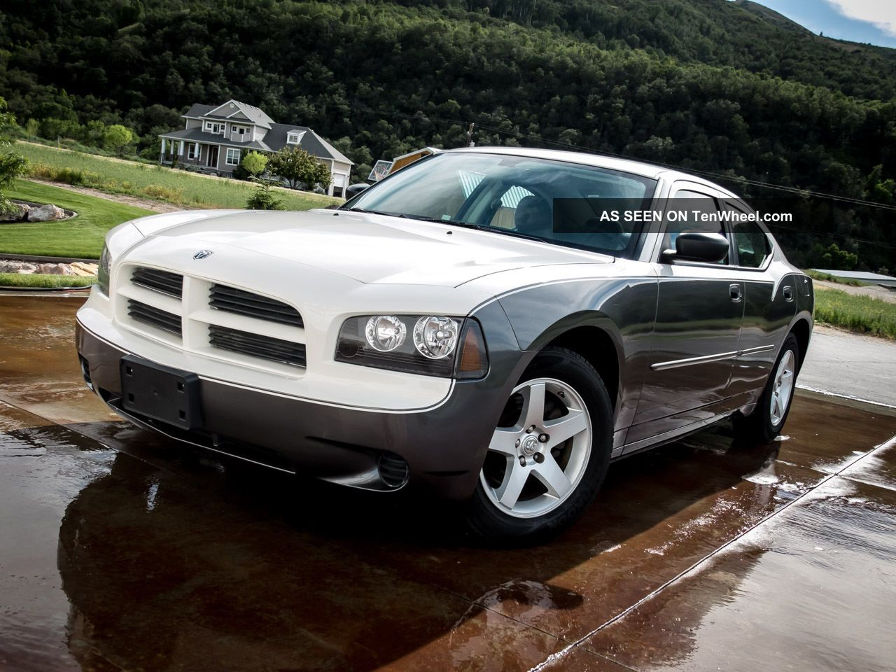 dodge charger 2009 custom