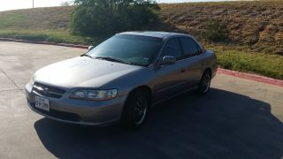 Honda Accord 2000 Vtec 3.  0 photo