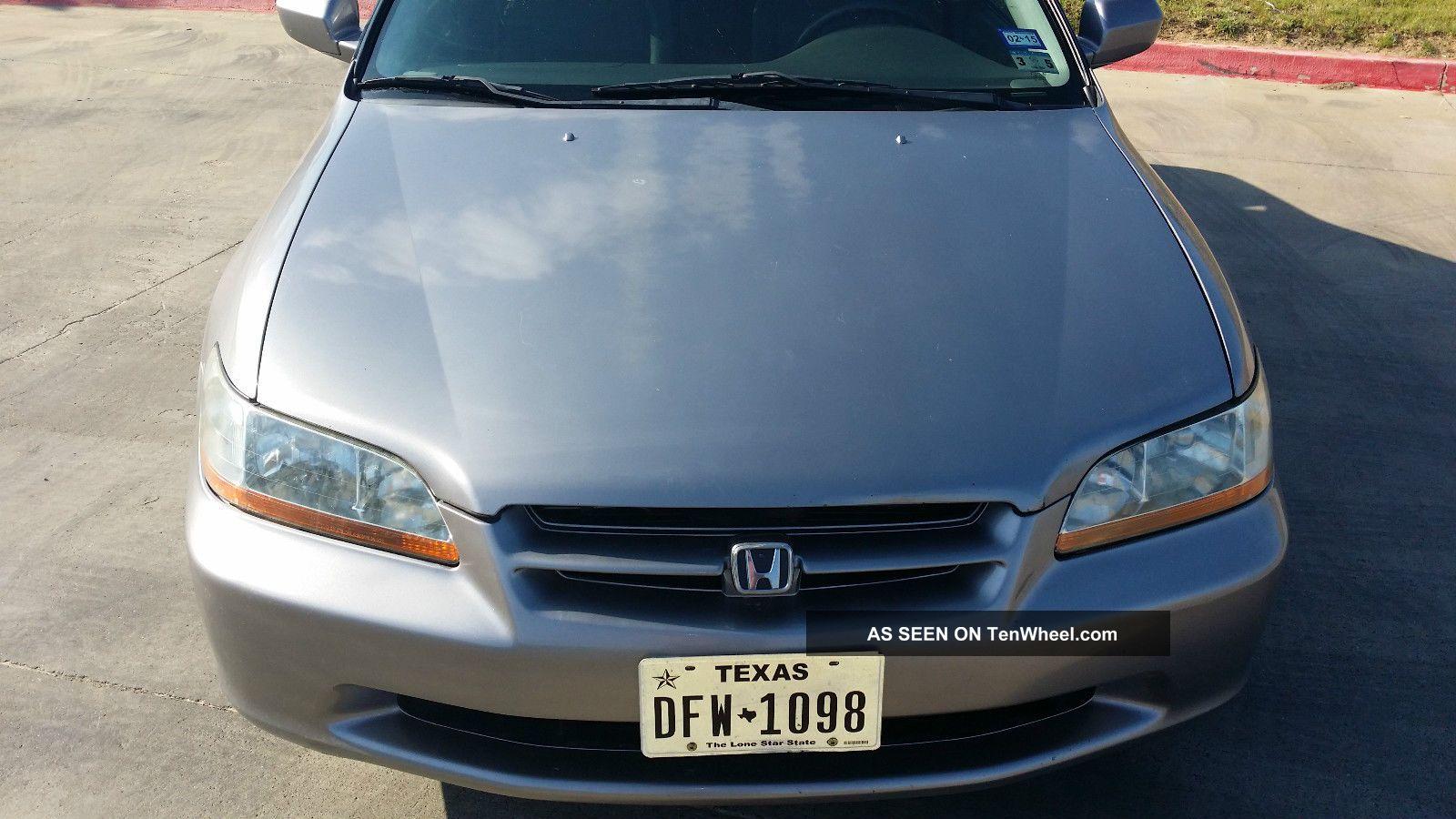 Honda Accord 2000 Vtec 3. 0