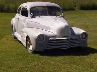 1948 Chevy 2 - Door Coupe Custom photo