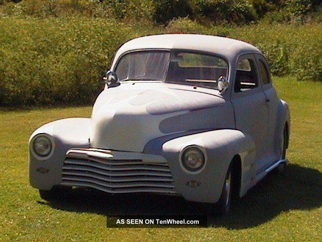1948 chevy 2 door coupe custom for 1948 chevy 2 door