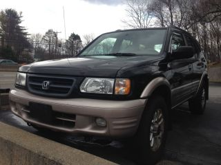 2000 Honda Passport 4x4 Loaded Condition Rodeo photo