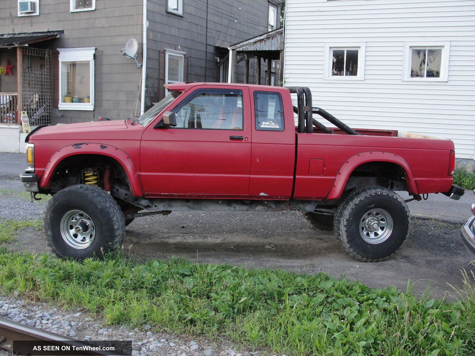 kit lift truck:
