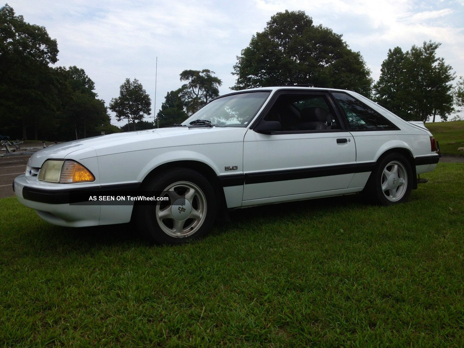 1989 Acura Integra >> 1989 Ford Mustang Lx Hatchback 2 - Door 5. 0l Automatic