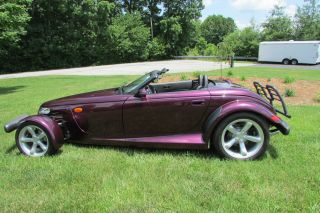 1997 Plymouth Prowler photo
