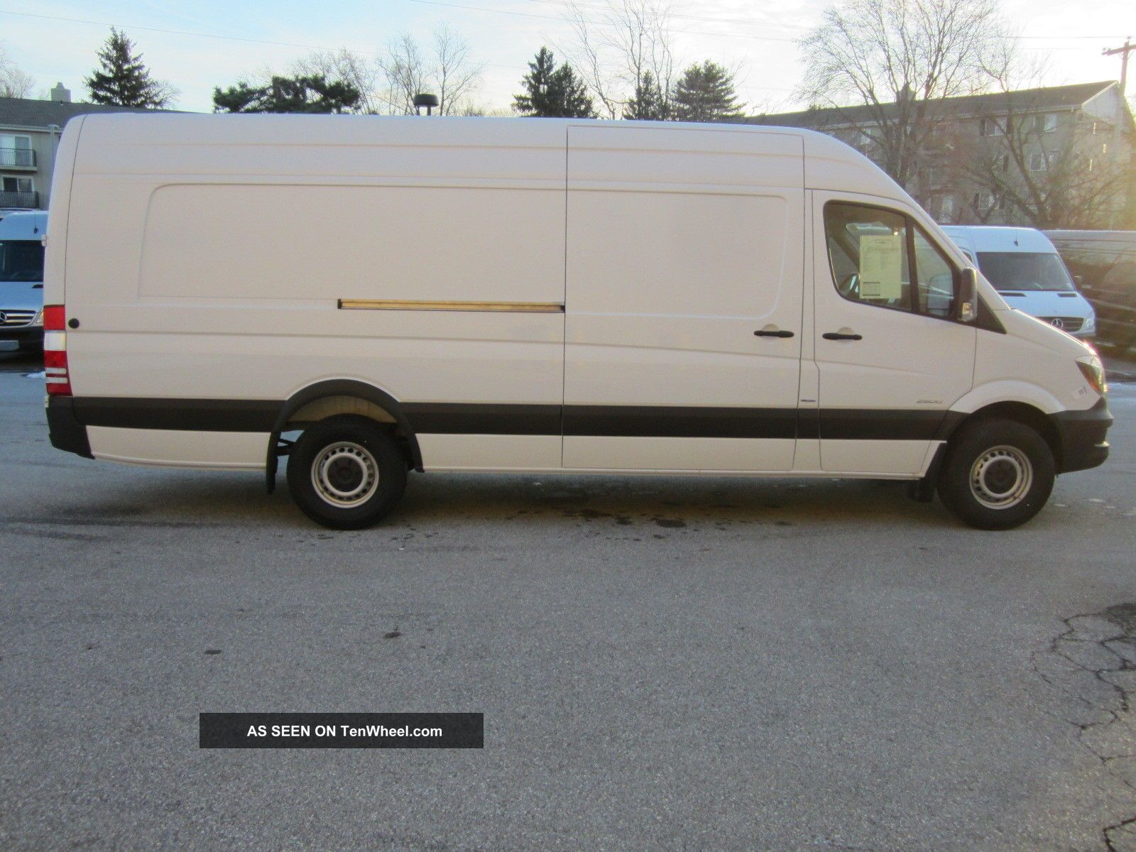 2014 mercedes benz 170 w b extended body 2500