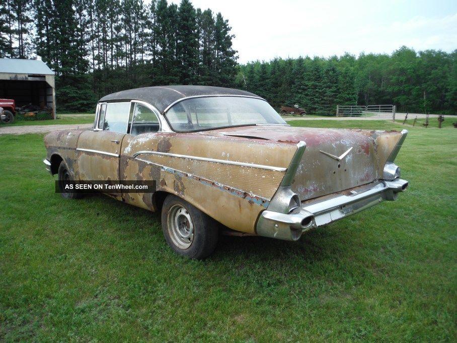 1957 chevy 2 door hardtop for 1957 chevy two door hardtop