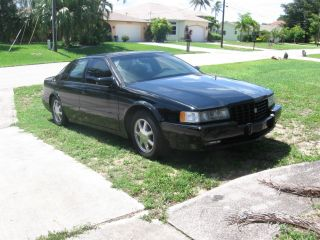 1997 Cadillac Seville Sts Sedan 4 - Door 4.  6l photo