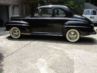 Cars trucks ford other web museum for 1948 ford 2 door coupe