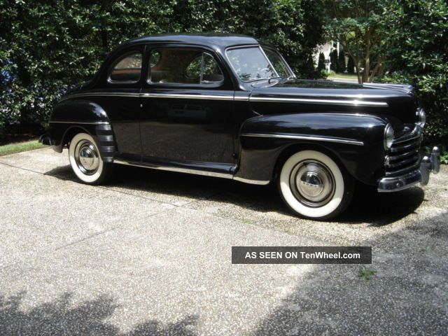 1948 ford deluxe 2 door coupe for 1948 ford 2 door coupe
