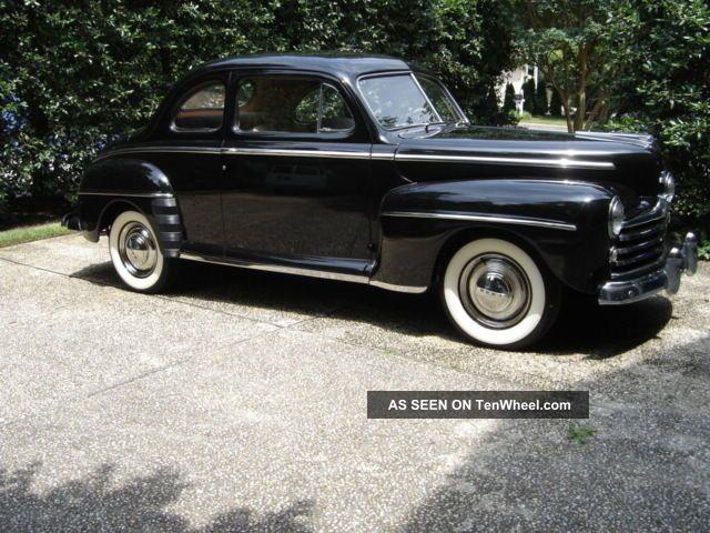 1948 ford deluxe 2 door coupe for 1948 ford 2 door sedan