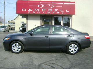 2007 Toyota Camry Le 4 Door 2.  4l Automatic Corporate Lease Vehicle photo