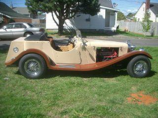 1937 Jaguar Ss100 Street Rod photo
