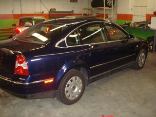 2003 Volkswagen Passat 1.  8 Turbo photo