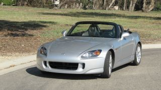 , Low - Mileage,  Completely Stock,  California S2000 photo