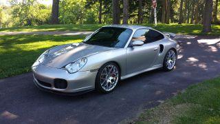 2001 Porsche 911 Turbo Coupe 2 - Door 3.  6l photo