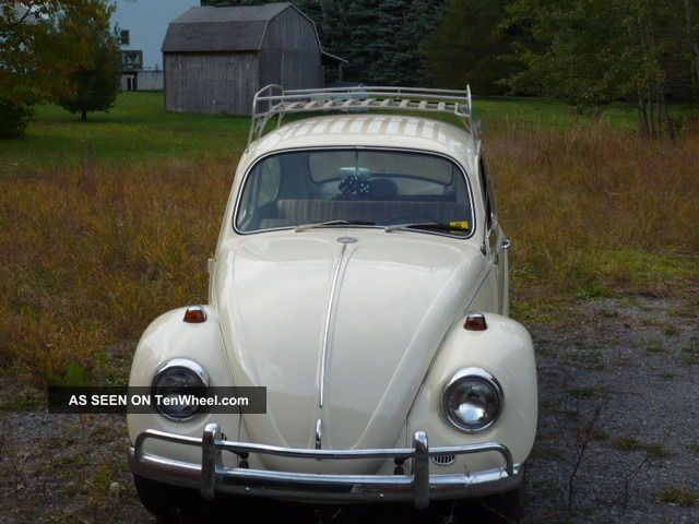 1967 Vw Beetle Beetle - Classic photo