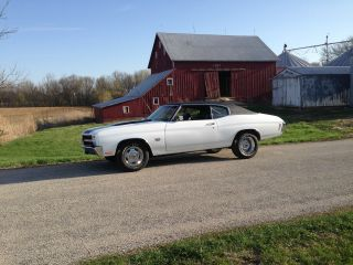 1970 Chevelle Ss Tribute 454 Auto Newer Restoration photo