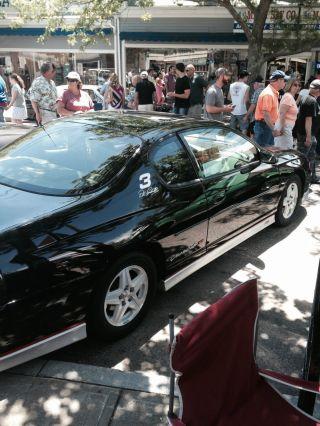 2002 Monte Carlo Dale Earnhardt photo