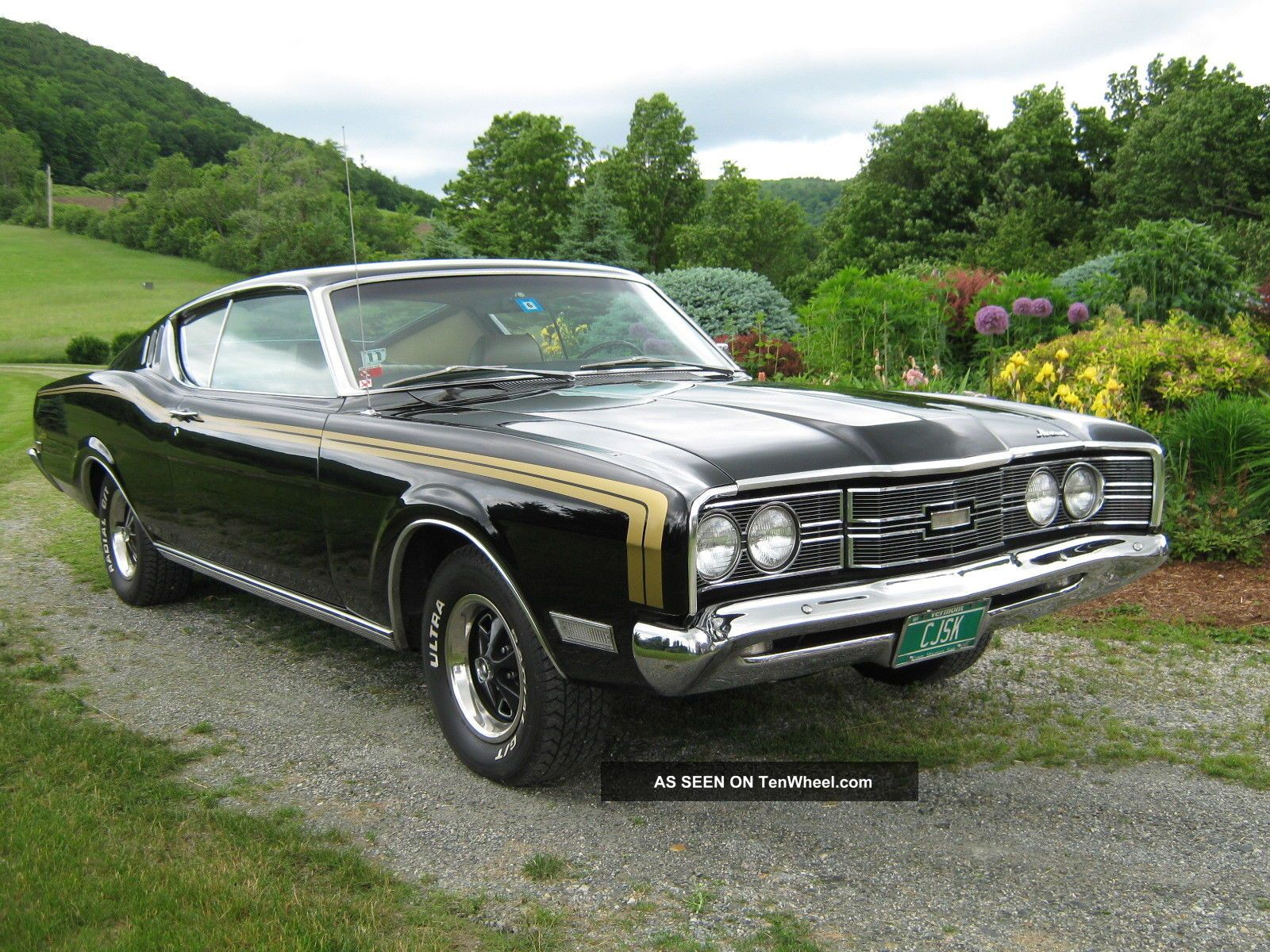 1969 Mercury Cyclone Montego photo