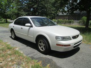 1995 Nissan Maxima Gxe Sedan 3.  0l - Very, ,  No Rust photo