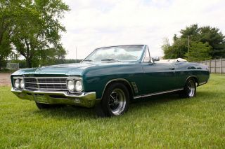 1966 Buick Skylark Convertible V8 300 photo