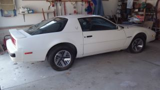 1990 Pontiac Firebird Base Coupe 2 - Door 5.  0l photo