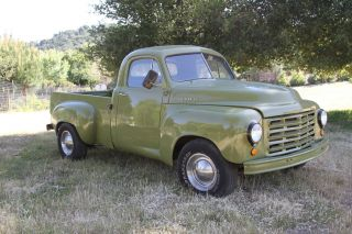 1950 Studebaker Pickup Truck photo